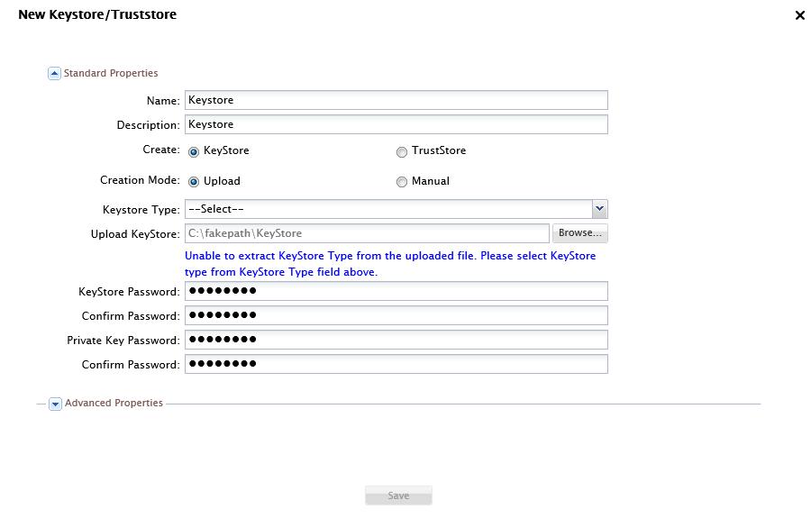 Creating Keystore and Truststore - Adeptia Suite Help - Adeptia Docs